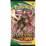 Pokémon Sword & Shield Evolving Skies Booster Pack
