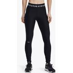 Under Armour HeatGear Branded Waistband Leggings Women - Black