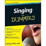 Music, Stage & Screen Books singing for dummies