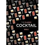 Food & Drink Books The Classic Cocktail Bible (Cocktails)