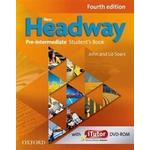 Headway english course Books New Headway: Pre-Intermediate A2 - B1: Student's Book and iTutor Pack: The world's most trusted English course