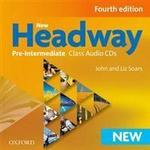 New Headway: Pre-intermediate: Class Audio CDs (Ljudbok CD, 2012), Ljudbok CD, Ljudbok CD