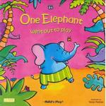 Hardcover classic books One Elephant Went Out to Play (Classic Books with Holes) (Classic Books with Holes)