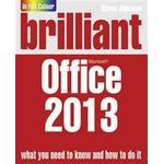 Office 2013 Books Brilliant Office 2013 (Häftad, 2013), Häftad, Häftad