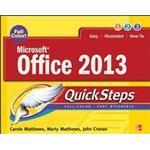 Office 2013 Books Microsoft Office 2013 QuickSteps (Häftad, 2013), Häftad