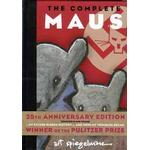 Hardcover novels Books The Complete Maus: No 1