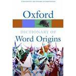 Reference Books Oxford Dictionary of Word Origins (Häftad, 2010), Häftad, Häftad