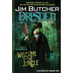 Hardcover novels Books The Dresden Files: Welcome to the Jungle (Dresden Files (del Rey))