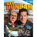 PIASCOM613 Jeff Dunham - Minding The Monsters & All Over the Map Blu-ray Collection