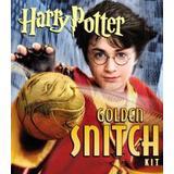 Harry potter hardback Books The Harry Potter Golden Snitch Kit (Mega Mini Kits)