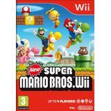 Nintendo Wii Games New Super Mario Bros. Wii