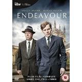Endeavour: Series 1-3 [DVD]
