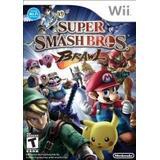 Nintendo Wii Games Super Smash Bros. Brawl