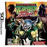 Nintendo DS Games Teenage Mutant Ninja Turtles 3 : Mutant Nightmare