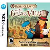 Nintendo DS Games Professor Layton and the Curious Village
