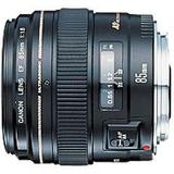 Canon 85mm Camera Lenses Canon EF 85mm f/1.8 USM