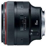 Canon 85mm Camera Lenses Canon EF 85mm F1.2L II USM