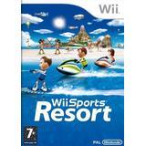 Nintendo Wii Games Wii Sports Resort