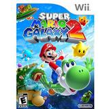 Nintendo Wii Games Super Mario Galaxy 2