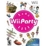 Nintendo Wii Games Wii Party