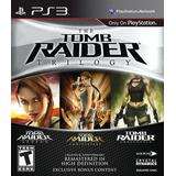 PlayStation 3 Games The Tomb Raider Trilogy