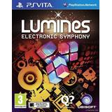 Playstation Vita Games Lumines: Electronic Symphony
