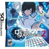 Nintendo DS Games Shin Megami Tensei: Devil Survivor 2