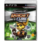 PlayStation 3 Games Ratchet & Clank Trilogy: HD Collection
