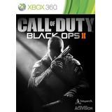 Xbox 360 Games Call Of Duty: Black Ops II