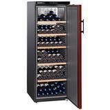 Wine Storage Cabinet Liebherr WKr 4211 Vinothek Black, Red