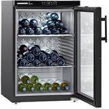 Wine Storage Cabinet Liebherr WKb 1812 Vinothek Black