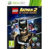 Xbox 360 Games LEGO Batman 2: DC Super Heroes