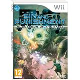 Nintendo Wii Games Sin and Punishment: Successor of the Skies