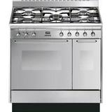 Cookers Smeg CC92MX9 Stainless Steel