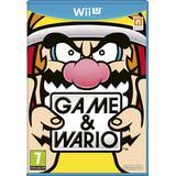 Nintendo Wii U Games Game & Wario