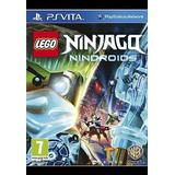 Playstation Vita Games LEGO Ninjago: Nindroids