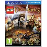 Playstation Vita Games LEGO The Lord of the Rings