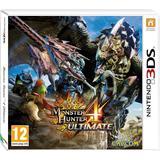 Monster hunter 3ds Nintendo 3DS Games Monster Hunter 4: Ultimate