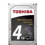 HDD Hard Drives Toshiba X300 HDWE140EZSTA 4TB