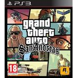 PlayStation 3 Games Grand Theft Auto: San Andreas