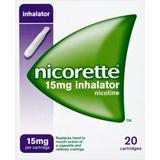 Quit Smoking Treatments Medicines Nicorette 15mg 20pcs