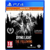 PlayStation 4 Games Dying Light: The Following - Enhanced Edition