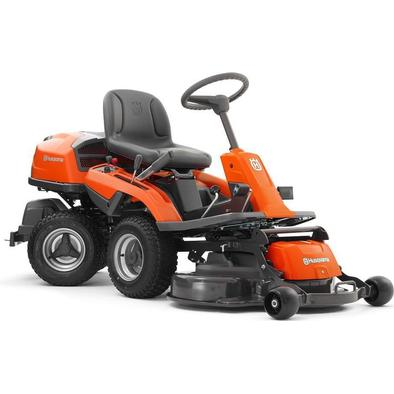 Front Mower Husqvarna R 214TC With Cutter Deck