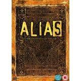 Movies Alias - Season 1-5 The Complete Set [DVD]