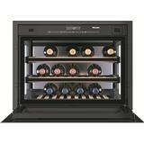 Wine Cooler Miele KWT 6112 iG ed/cs Grey, Stainless Steel