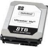Internal Hard Drives HGST Ultrastar He10 HUH721008ALE600 8TB