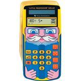 Calculators Texas Instruments Little Professor Solar