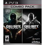 Black ops 2 PlayStation 3 Games Double Pack (Call of Duty: Black Ops + Call of Duty: Black Ops II)