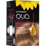 Hair Dyes & Colour Treatments on sale Garnier Olia Permanent Hair Colour #7.0 Dark Blonde