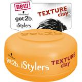 Hair Products Got2Be Got2b iStylers Texture Clay 75ml